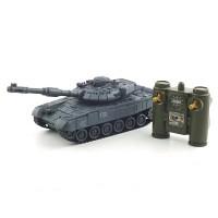 1/28 2.4GHz 러시아 T90 탱크 (YAK161140GY)  배틀탱크 무선모형 RC