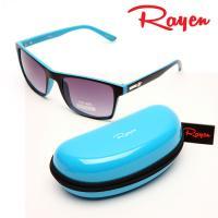 Rayen 레이앙 투톤 썬글라스 RE-0066 블루하드케이스 포함