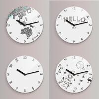 Reflex 스케치시리즈 무소음벽시계(소) SKE220 4종