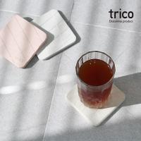 [트리코]수분흡수 규조토 컵받침/비누받침