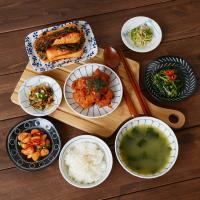 일본식기 혼밥세트 히비야 세트