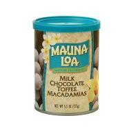 마우나로아 밀크초콜릿 토피 마카다미아 155G