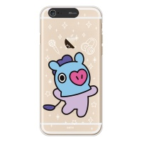 BT21 iPhone6/ iPhone6 Plus 망 라이팅 케이스 (Soft)