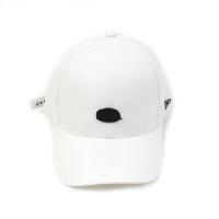 BK Metal Bubble White Ballcap