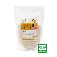 [맘스쌀과자] 한끼 현미가루 중기(실속형)