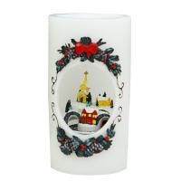 [adico]크리스마스 LED 캔들 - 동굴