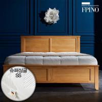 퍼피노 라라2 컬러 원목 7존 침대세트 슈퍼싱글sy658