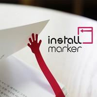 인스톨 마커(install marker) 북마크