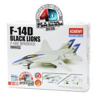 [4D퍼즐]F-14D 블랙라이온(81131)
