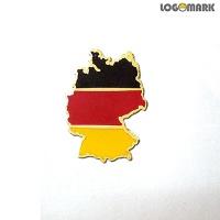 독일지도 뺏지
