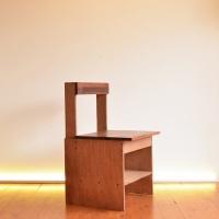 [리우목공방] ANGLE CHAIR 90 의자