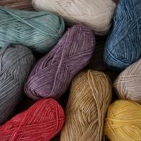 노르딕 다이어리-면혼방 뜨개실 블랭킷실 스웨터뜨기