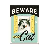 노스텔직아트[14354] Beware of the Cat