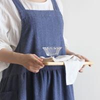 다비 멜빵 루즈앞치마 (2color)