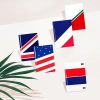 [루카랩] Passport Wallet - 국기 시리즈 ver.2