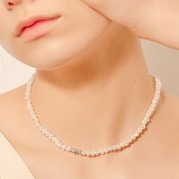 i_n26 - pearl & twist necklace