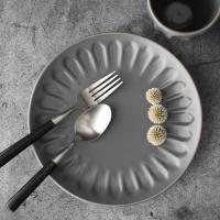 케라미카 바뎀 접시(중)-4color