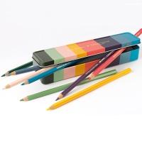 까렌다쉬 폴 스미스3 에디션 수채색연필 8색 3888.308