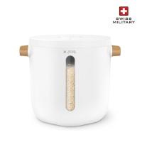스위스밀리터리 스마트 진공 쌀통 7L (6kg)