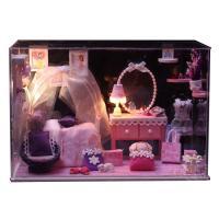 [adico]DIY미니어처 하우스 - 핑크공주의 방2