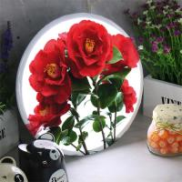 nb788-LED액자25R_아름다운동백꽃