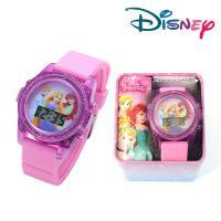 [Disney] 디즈니 프린세스 아동 플래시 전자손목시계 (PN1352)