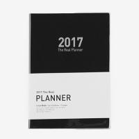 2017 The Real Planner (L) BLACK (다이어리/플래너/스케줄러)