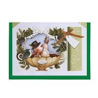 FS108-2 크리스마스카드 카드 성탄카드