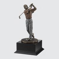 [무료배송] 골프 트로피 스윙모션 HB-1307 싱글패 골프패