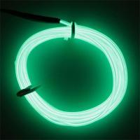 EL 와이어 2M + 인버터 (그린)