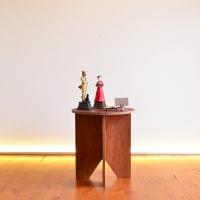 [리우목공방] PWNABI 원형 테이블
