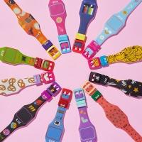빅키드 LED향기 초등학생 유아 어린이 전자 손목시계