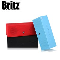 브리츠 무선 블루투스 스피커 BA-V2 Sound Box (통화 가능 / USB충전 / MicroSD 메모리카드 재생 / MP3 & 스마트폰등 외부입력 AUX단자)