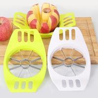 사과칼 사과조각기 디바이더 일본아이디어 주방