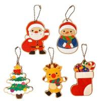 크리스마스 가방걸이(5종 택1)