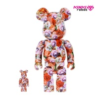 400%+100%BEARBRICK MIKA NINAGAWA ROSE  (PLUS LIMITED ITEM)(1712029)