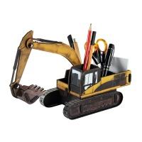 연필꽂이 포크레인 Penbox Excavator