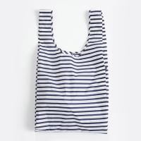 [바쿠백] 대형 빅사이즈 에코백 장바구니 Sailor Stripe
