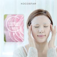 코코스타 행복한 동백 마스크 1매입 (1회분)