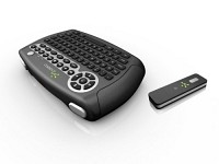 Cideko 무선 에어 마우스 키보드 LG U+구글IP TV호환