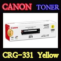 캐논(CANON) 토너 CRG-331 / Yellow / CRG331 / Cartridge331 / LBP7110Cw / LBP7110Cn / MF8230Cn / MF8240Cw / MF8284Cw / MF8280Cw