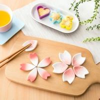 꽃송이 젓가락 받침대 1P