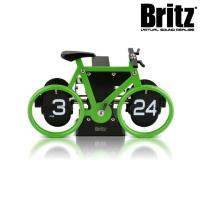 브리츠 자전거 플립 테이블 시계 BZ-CL087-G