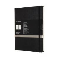 몰스킨 프로 노트/블랙 하드 XL