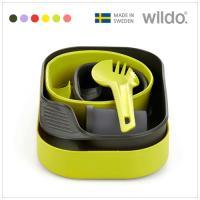 [WILDO] 윌도 캠핑용 식기 세트 / 휴대용 식기세트 / 야외용 식기 / 캠핑용 그릇 / 6가지 색상 / BPA-FREE / 스웨덴산