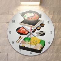 ia518-음식점시계(훠궈)_인테리어벽시계
