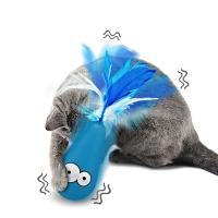 펫디아 덜덜이 자동 고양이 장난감