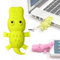 유에너스 SMART-COO 악어 실리콘 OTG USB메모리 8GB