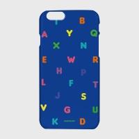 [어프어프] 하드/터프/슬라이드 Alphabet-blue