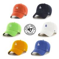 47브랜드 NY/LA 클린업 야구모자 볼캡